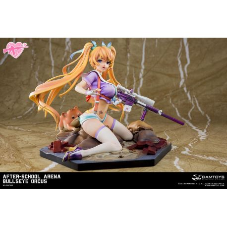 After-School Arena statuette 1/7 Second Shot Bullyese Orcus Damtoys