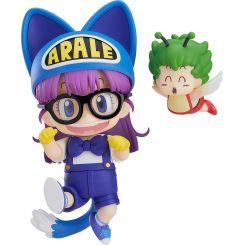 Dr. Slump figurine Nendoroid Arale Norimaki Cat Ears Ver. & Gatchan Good Smile Company