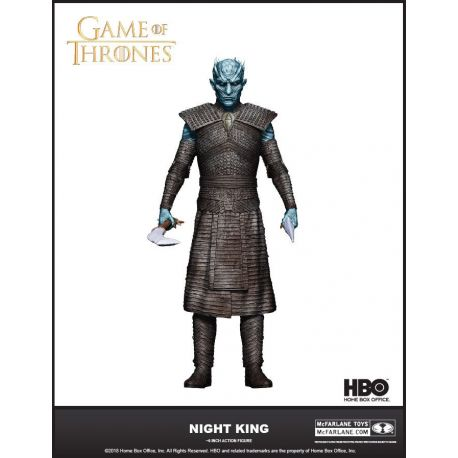 Game of Thrones figurine The Night King McFarlane Toys