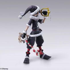 Kingdom Hearts II Bring Arts figurine Sora Christmas Town Ver. Square-Enix