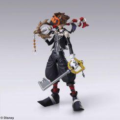Kingdom Hearts II Bring Arts figurine Sora Halloween Town Ver. Square-Enix