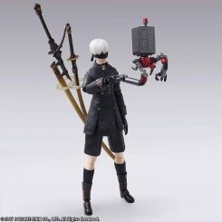 NieR RepliCant/Gestalt Bring Arts figurine 9S (YoRHa No. 9 Type S) Square-Enix