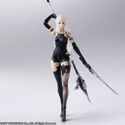 NieR RepliCant/Gestalt Bring Arts figurine A2 (YoRHa Type A No. 2) Square-Enix