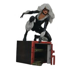 Marvel Comic Gallery statuette Black Cat Diamond Select