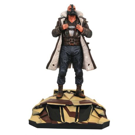 The Dark Knight Rises DC Movie Gallery statuette Bane Diamond Select
