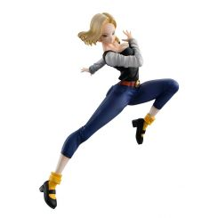 Dragonball Gals statuette Android 18 Ver. IV Megahouse