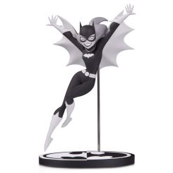 Batman Black & White statuette Batgirl by Bruce Timm DC Collectibles
