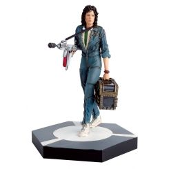 The Alien & Predator Figurine Collection Warrant Officer Ellen Ripley (Alien) Eaglemoss Publications Ltd.