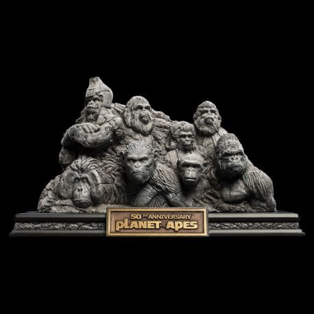 La Planète des singes statuette Apes Through the Ages WETA Collectibles