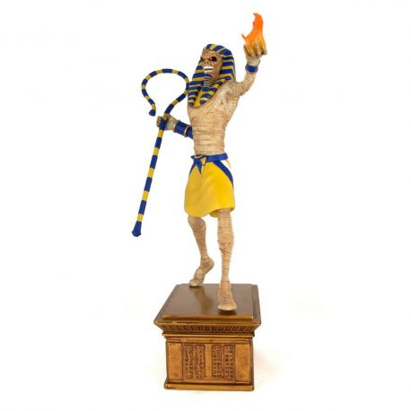 Iron Maiden Legacy of the Beast statuette 1/10 Powerslave Eddie Incendium