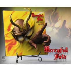 Mercyful Fate statuette 3D Vinyl Don't Break the Oath Knucklebonz