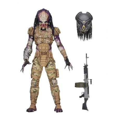 Predator 2018 figurine Deluxe Predator 2 Neca