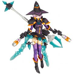 Megami Device Chaos & Pretty figurine Plastic Model Kit 1/1 Witch Darkness Kotobukiya