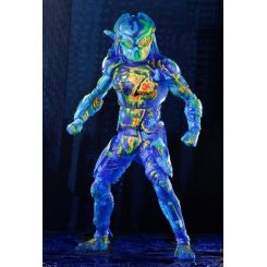 Predator 2018 figurine Thermal Vision Fugitive Predator NECA