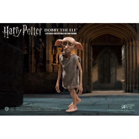 Harry Potter et la Chambre des secrets figurine Real Master Series 1/8 Dobby Star Ace Toys