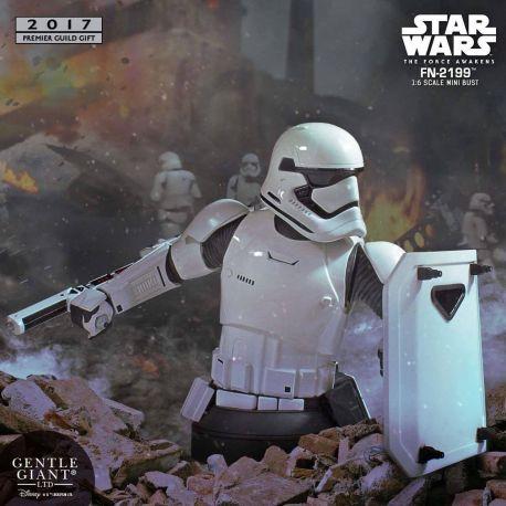 Star Wars Episode VII buste 1/6 FN-2199 PGM Exclusive Gentle Giant
