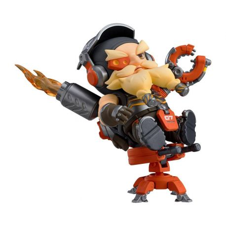 Overwatch figurine Nendoroid Torbjrn Classic Skin Edition Good Smile Company