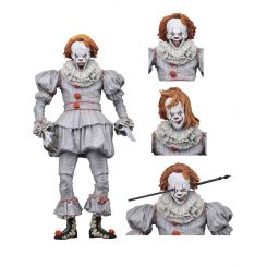 Il est revenu 2017 figurine Ultimate Pennywise (Well House) Neca