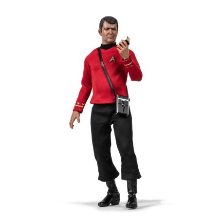Star Trek TOS figurine Master Series 1/6 Lt. Commander Scott 'Scotty' Quantum Mechanix