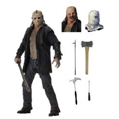 Vendredi 13 2009 figurine Ultimate Jason Neca