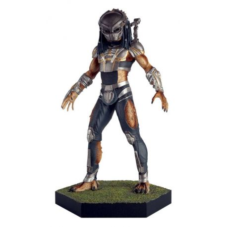 The Alien & Predator Figurine Collection Killer Clan Predator (AvP: Three World War) Eaglemoss Publications Ltd.
