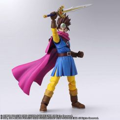 Dragon Quest III The Seeds of Salvation figurine Bring Arts Hero Square-Enix