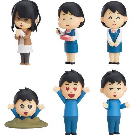 Irasutoya assortiment figurines Box 01 Good Smile Company