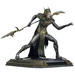 Avengers Infinity War Marvel Movie Gallery statuette Corvus Glaive Diamond Select