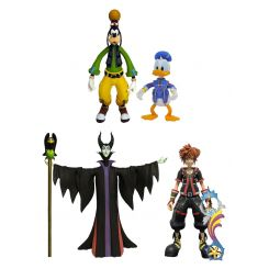 Kingdom Hearts 3 Select série 1 assortiment figurines Diamond Select