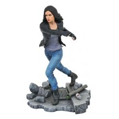 The Defenders Marvel TV Gallery statuette Jessica Jones Diamond Select