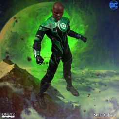 DC Comics figurine lumineuse 1/12 John Stewart The Green Lantern Mezco Toys