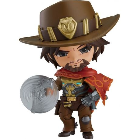 Overwatch figurine Nendoroid Mccree Good Smile Company