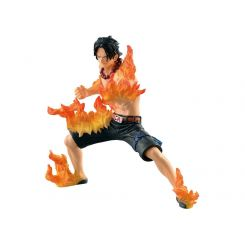 One Piece figurine Abiliators Portgas D. Ace Banpresto