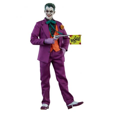 DC Comics figurine 1/6 The Joker Sideshow Collectibles