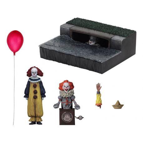 « Il » est revenu 2017 accessoires pour figurines Movie Accessory Set NECA