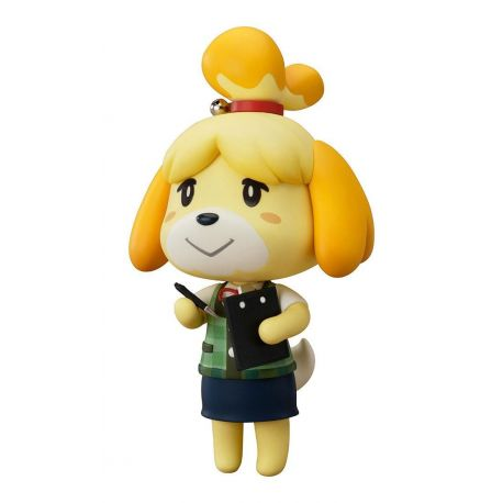 Animal Crossing New Leaf figurine Nendoroid Shizue Isabelle Good Smile Company