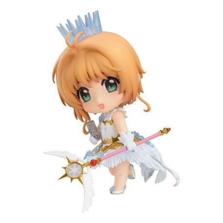Cardcaptor Sakura Clear Card figurine Nendoroid Sakura Kinomoto Clear Ver. Good Smile Company