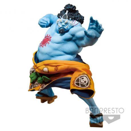 One Piece statuette BWFC Jinbei Normal Color Ver. Banpresto