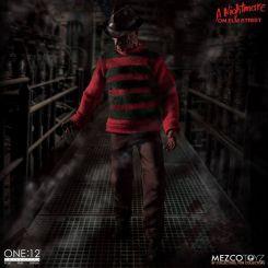 Les Griffes de la nuit figurine 1/12 Freddy Krueger Mezco Toys
