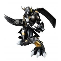 Digimon Adventure G.E.M. Series statuette Black Wargreymon Megahouse
