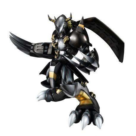 Digimon Adventure G.E.M. Series statuette Black Wargreymon Megahouse