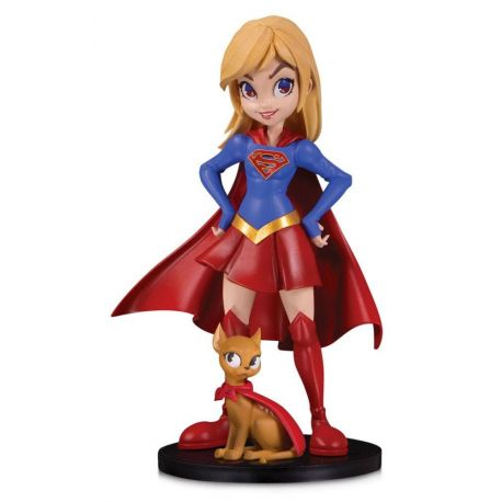 DC Artists Alley Figurine Supergirl DC Collectibles