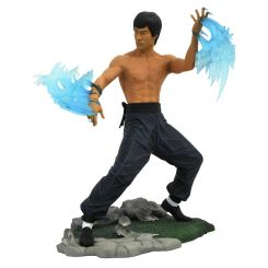Bruce Lee Gallery statuette Diamond Select