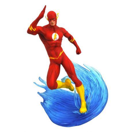 DC Comic Gallery statuette The Flash Diamond Select