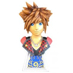 Kingdom Hearts 3 Legends in 3D buste 1/2 Sora Diamond Select
