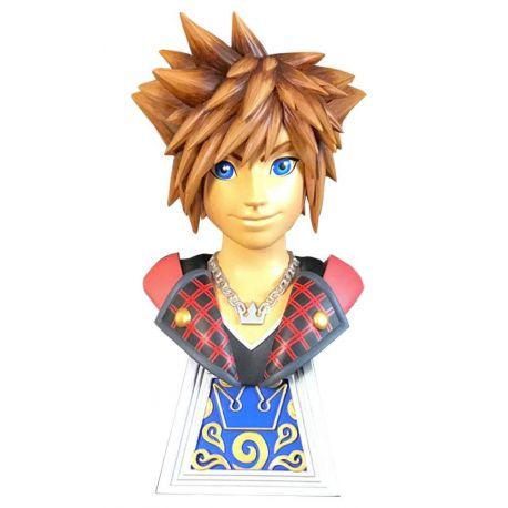 Kingdom Hearts 3 Legends in 3D buste 1/2 Sora Diamond Select