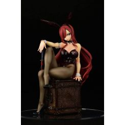 Fairy Tail statuette 1/6 Erza Scarlet Bunny Girl Style Orca Toys