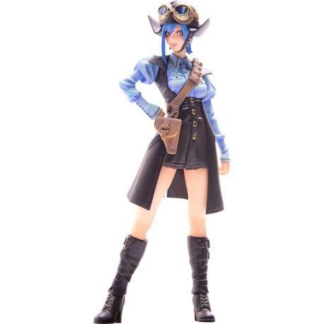 Shunya Yamashita Military Qty's figurine 1/20 PLAMAX MF-31 minimum factory Colletta Max Factory