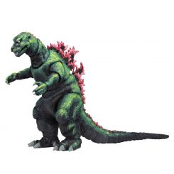 Godzilla figurine Head to Tail 1956 Godzilla US Movie Poster Version NECA