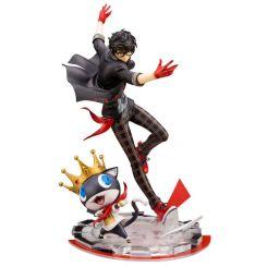 Persona 5 statuette ARTFXJ 1/8 Hero & Morgana Kotobukiya
